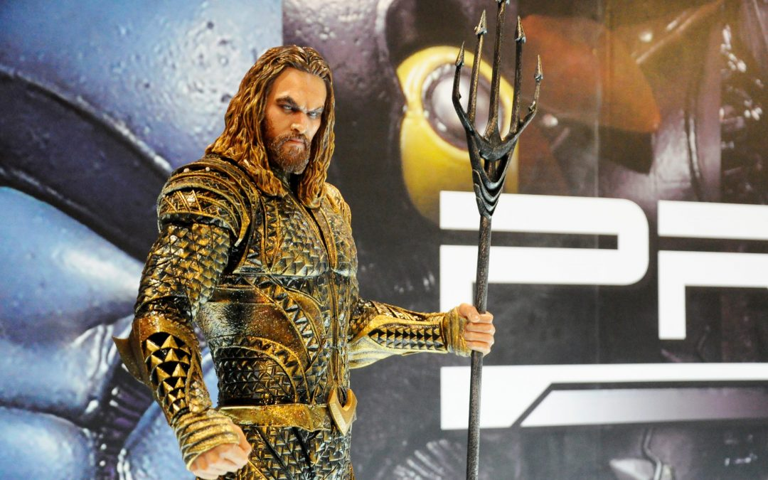 Aquaman The Movie: A Review