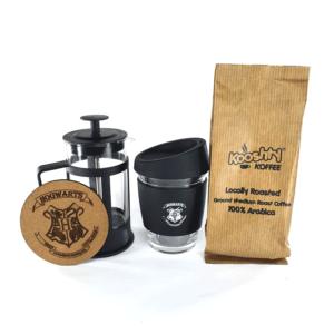 Hogwarts Coffee Kit Set