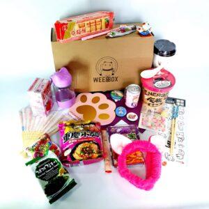 Kawaii Neko Buffet Box WEEBBOX
