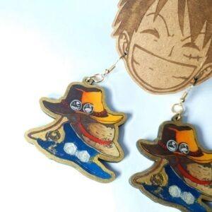 Cosplay Earrings One Piece
